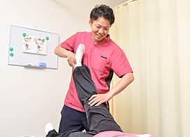 筋肉×骨格にアプローチし、お身体の歪みを改善!